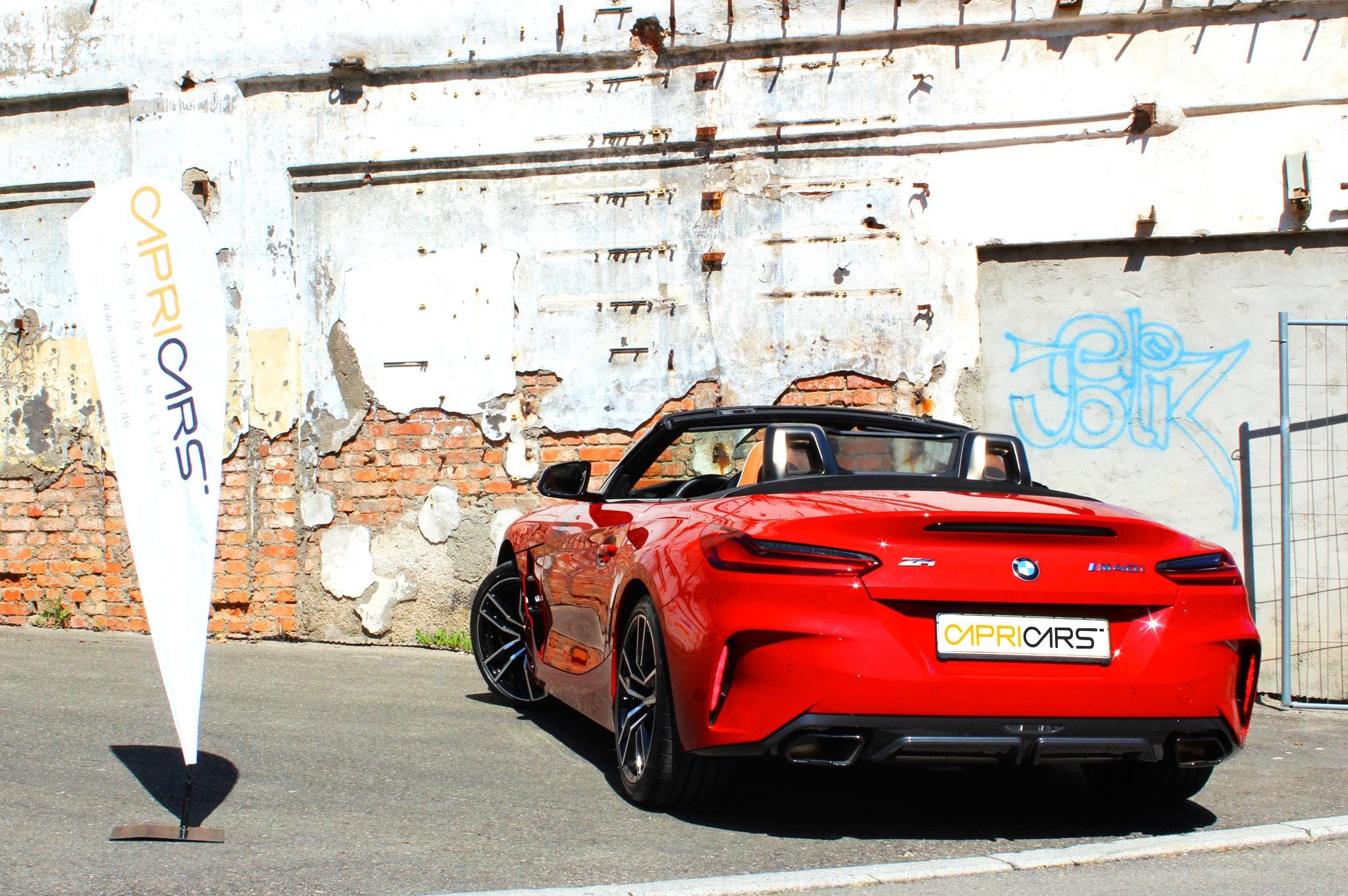 BMW Z4 M40i mieten