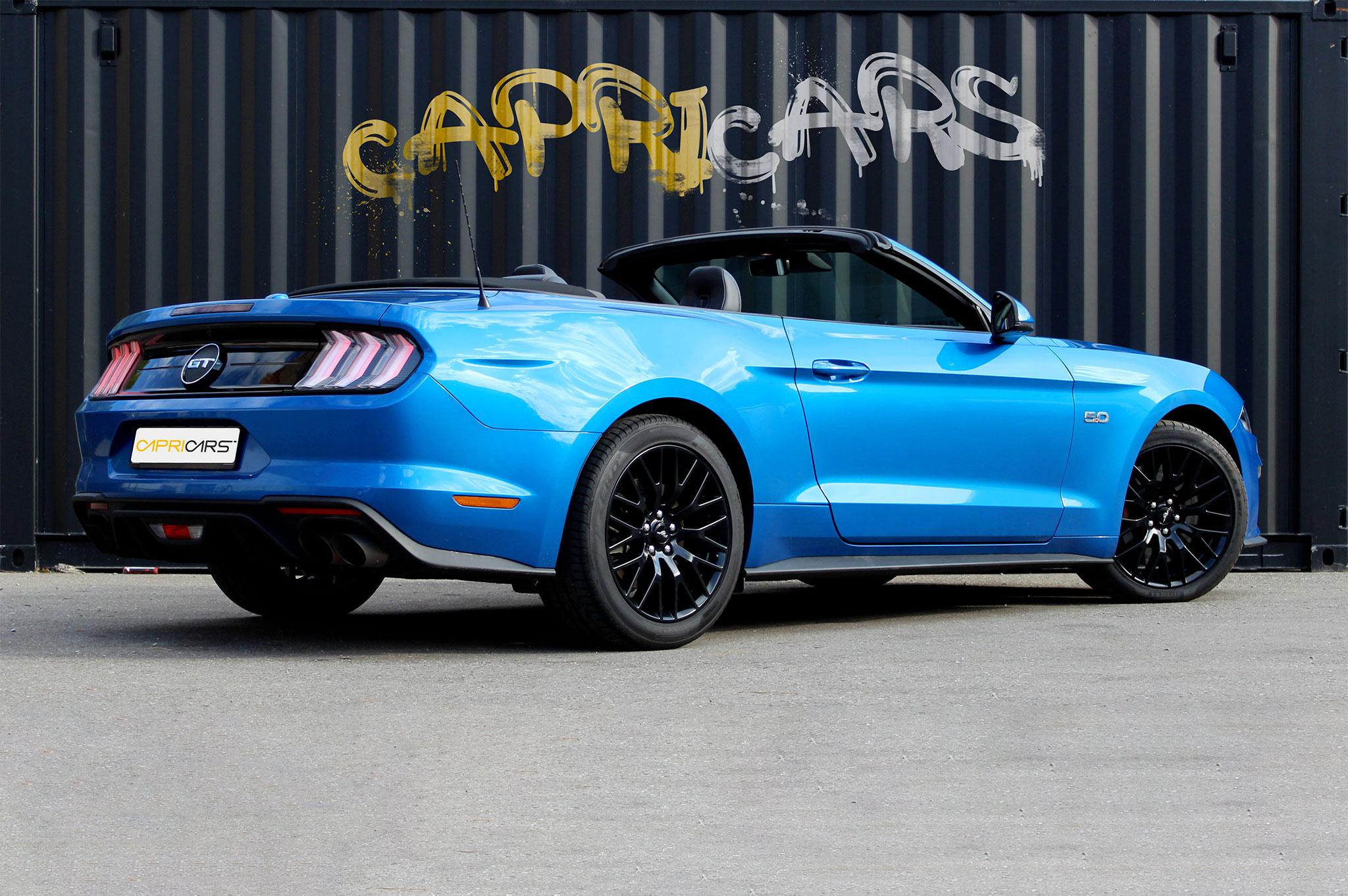 FORD Mustang GT Cabriolet mieten